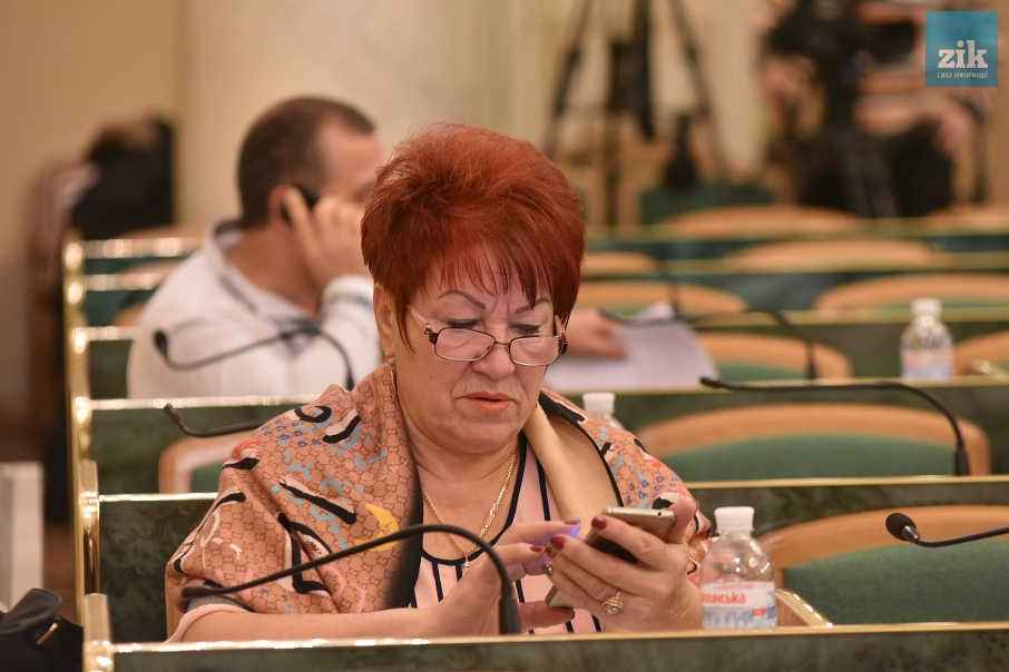 Валентина Олексишин